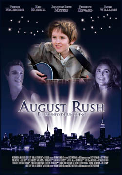 AUGUST RUSH cartel