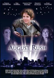 AUGUST RUSH cartel
