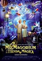 CARTEL MR. MAGORIUM Y LA TIENDA MÁGICA