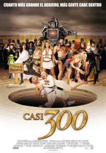 CARTEL CASI 300