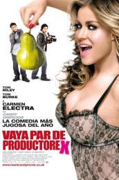 CARTEL VAYA PAR DE PRODUCTOREX