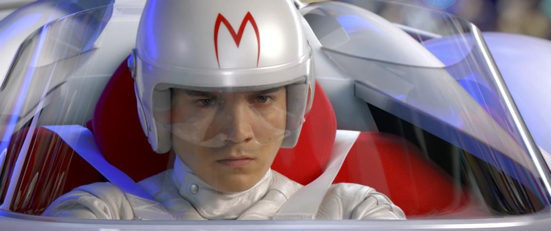 FOTO SPEED RACER 12