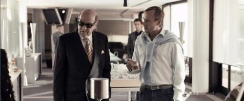 Los negocios inmobiliarios protagonistas del film
