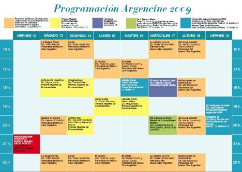 programa argencine