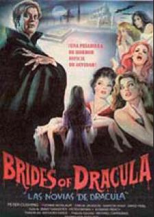 cartel las novias de dracula