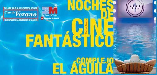 cartel noches de cine fantástico