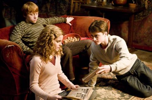 harry potter y principe mestizo 15