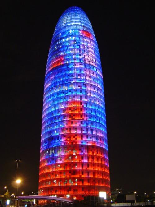 Barcelona-torres-Agbar