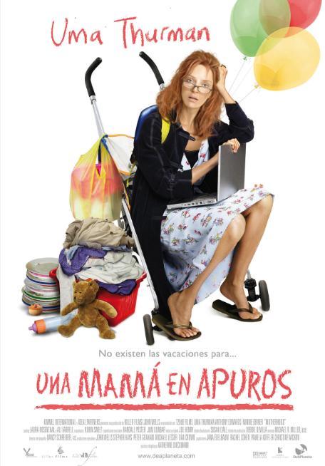 cartel mama en apuros