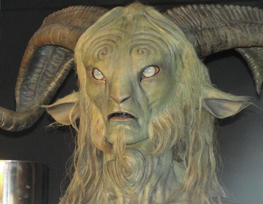 El laberinto del Fauno, Guillermo del Toro, 2006