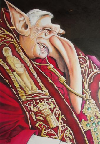 Benedicto XVI, Santiagu, Reporter Do Marao, 18/12/2008