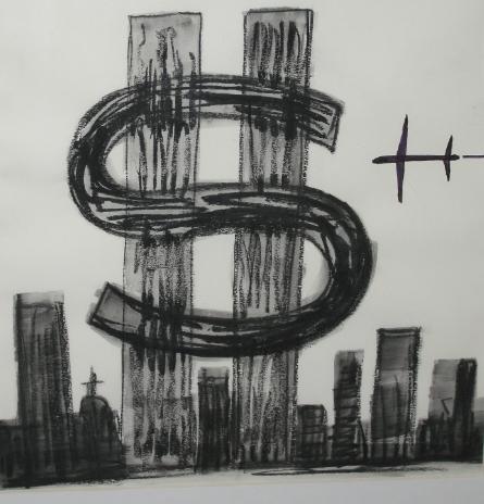 Crisis financiera, Crist, Clarin, 23/10/2008