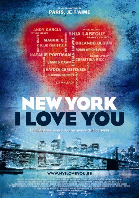 cartel NY I love you