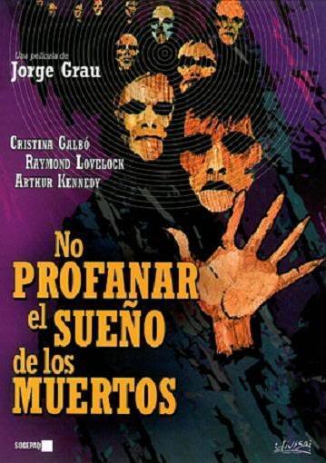 cartel_no profanar el sueño de los muertos
