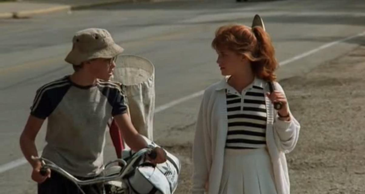 Lucas quiere a Maggie, aunque...