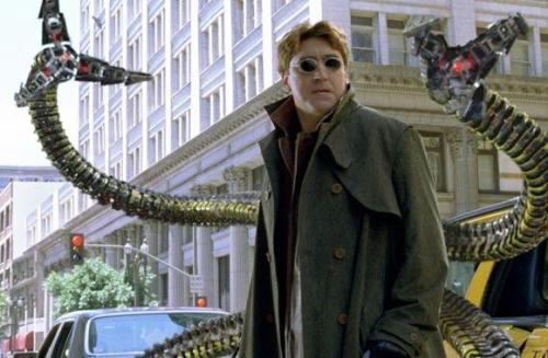 Doctor Otto Octavius-Spiderman2