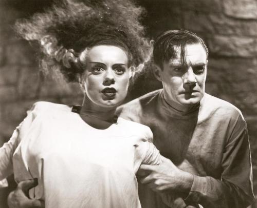 Colin Clive-La novia de Frankenstein