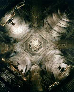 Crucero de una catedral (Burgos)