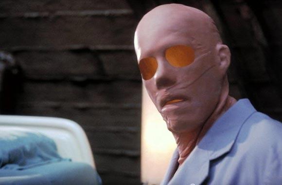 Doctor Sebastian Caine-El hombre sin sombra