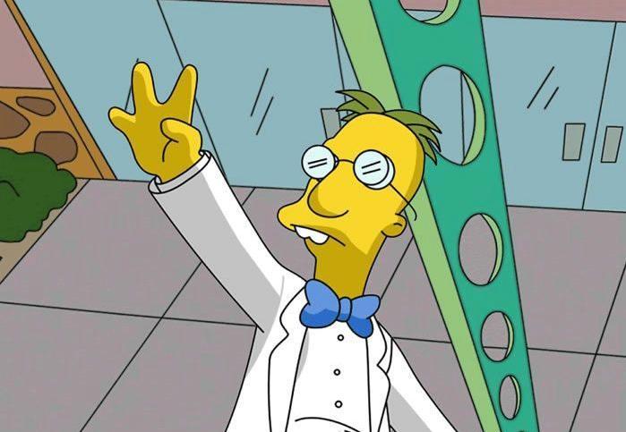 Profesor Frink-Los Simpsons